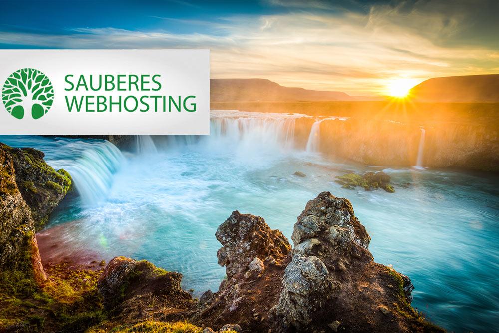 Sauberes WebHOSTING Mit WebORBIS