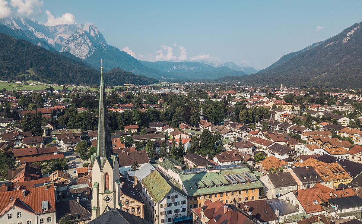 Webdesign Garmisch-Patenkirchen
