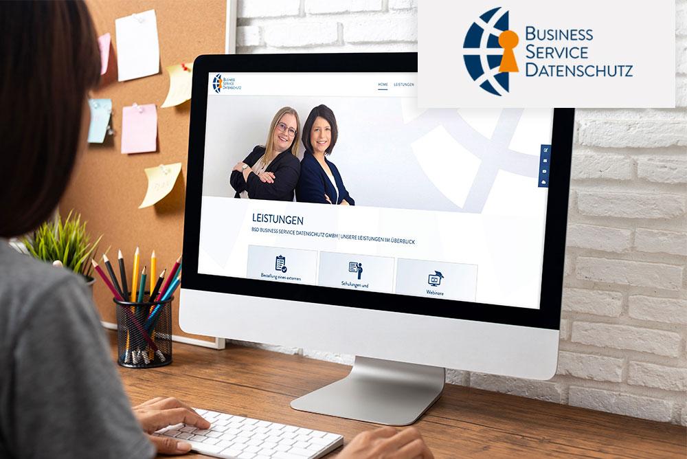 BSD Business Service Datenschutz, WebDESIGN NÜRNBERG