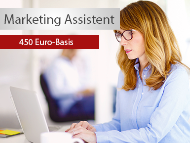 Marketing Assistent Ansbach 450 Euro