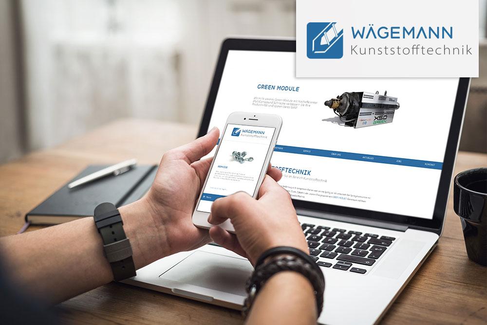 WebDESIGN Weißenburg | Kunststofftechnik Wägemann