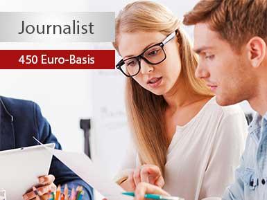 Journalist Ansbach (m/w/d)   450 Euro-Basis