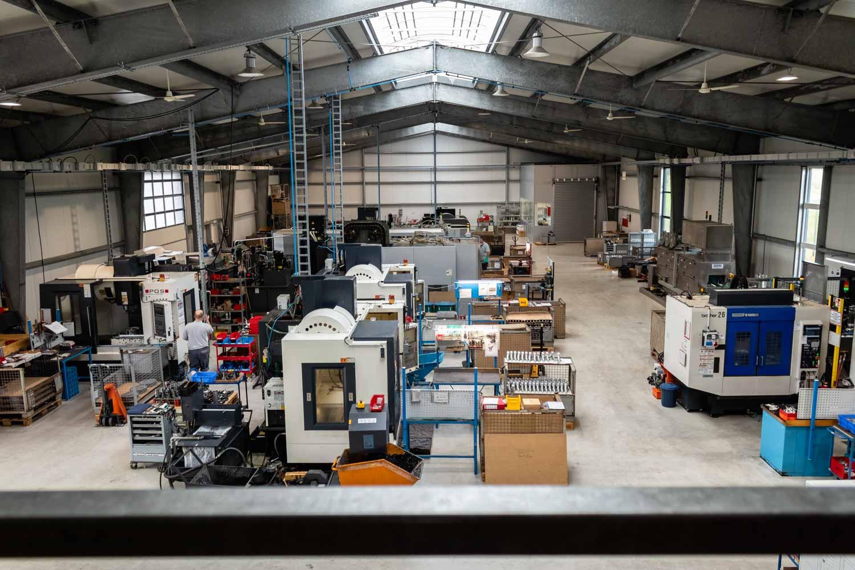 Schwab CNC Metallbearbeitung